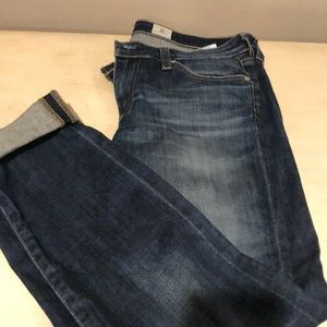 AG jeans cuffed size 27R